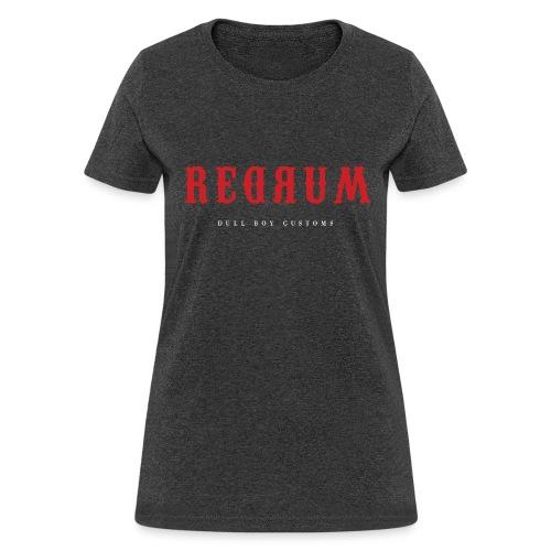 REDRUM - Women's T-Shirt
