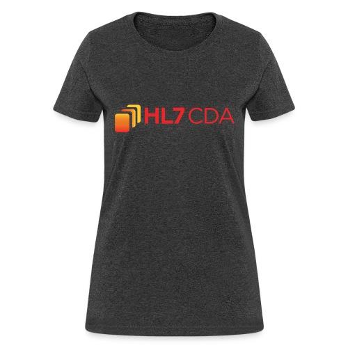 HL7 CDA Logo - Women's T-Shirt