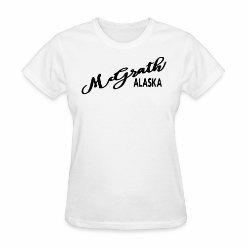 McGrath Alaska tshirt - Women's T-Shirt
