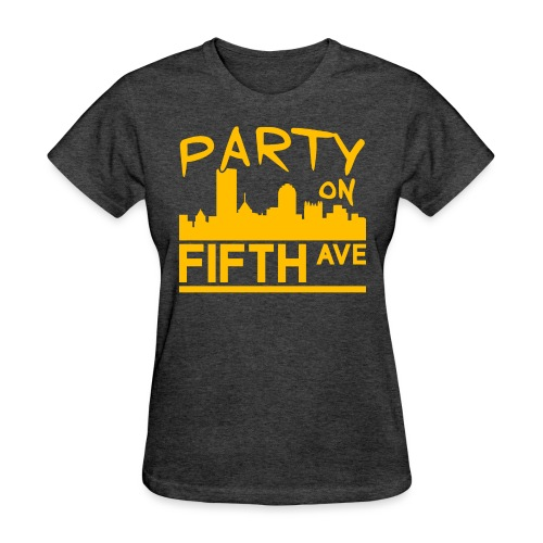 Party on Fifth Ave - Women's T-Shirt