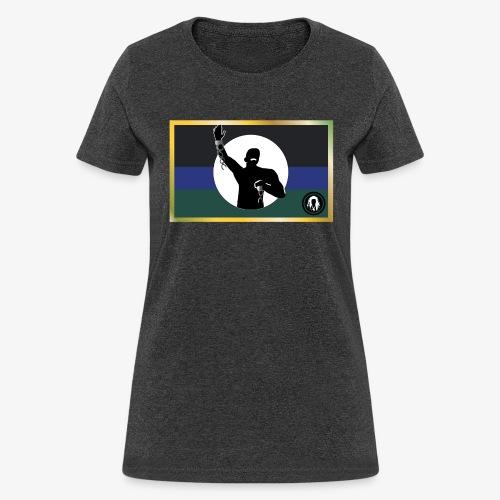 Palenque Flag - Women's T-Shirt