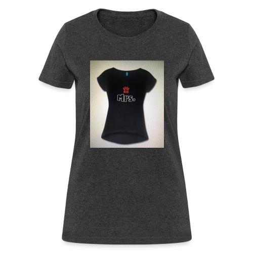 Mrs and Mr t-shirt - Women's T-Shirt