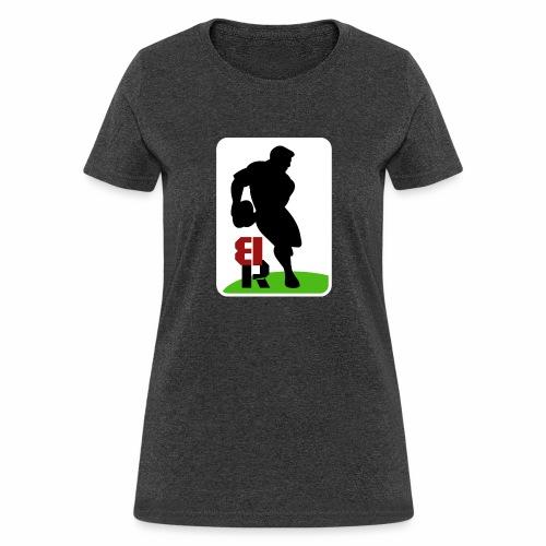 Breaking Rugby Flip - Women's T-Shirt