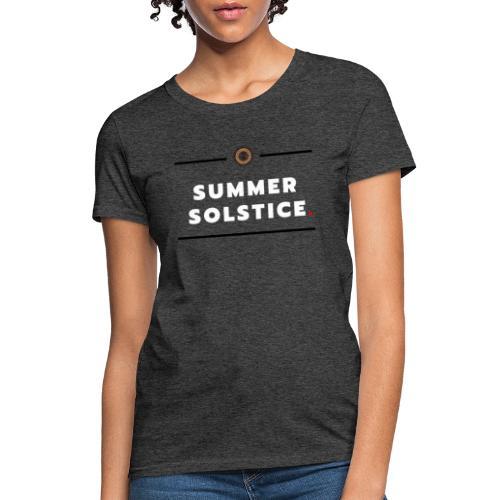 Summer - Women's T-Shirt
