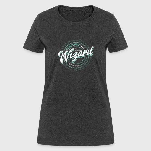 Wizard Class Fantasy RPG Gaming - Women's T-Shirt