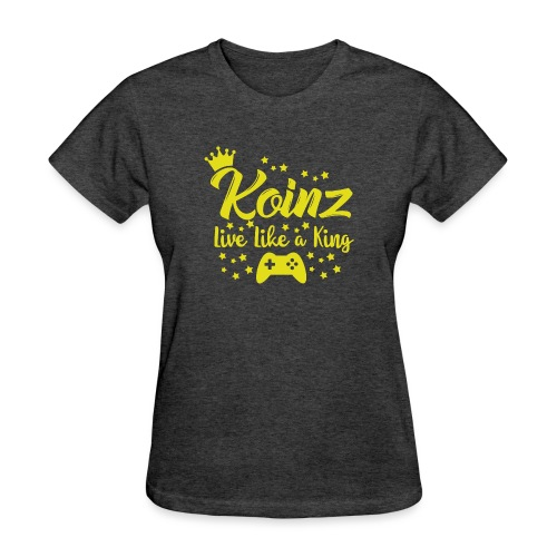 Live Like A King - Women's T-Shirt