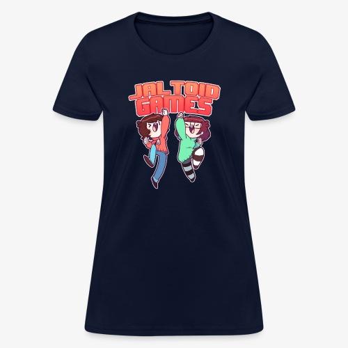 Jaltoid Games - Women's T-Shirt