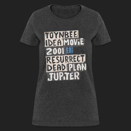 Toynbee Idea Tile Philly - Women's T-Shirt