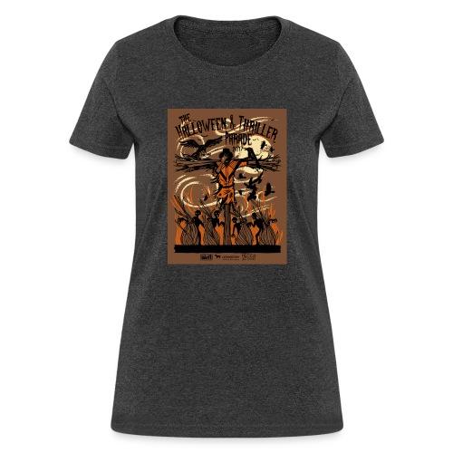 Thriller 2017 Lexington Halloween Parade - Women's T-Shirt