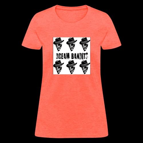 Dreambandits square x6 - Women's T-Shirt
