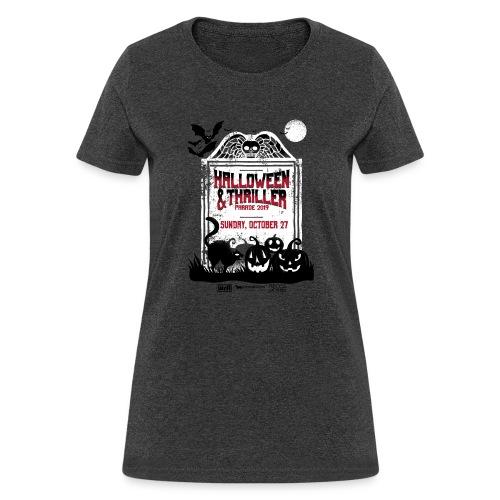 Thriller 2019 Lexington, Ky. Halloween Parade - Women's T-Shirt