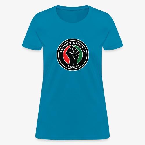 JUNETEENTH02 - Women's T-Shirt