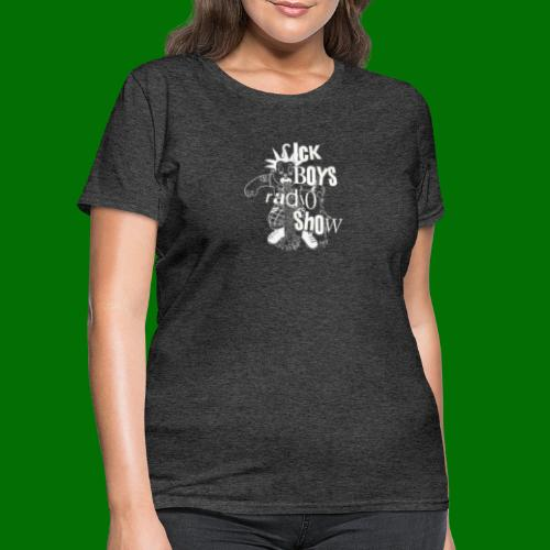 Sick Boys Puke Punk - Women's T-Shirt
