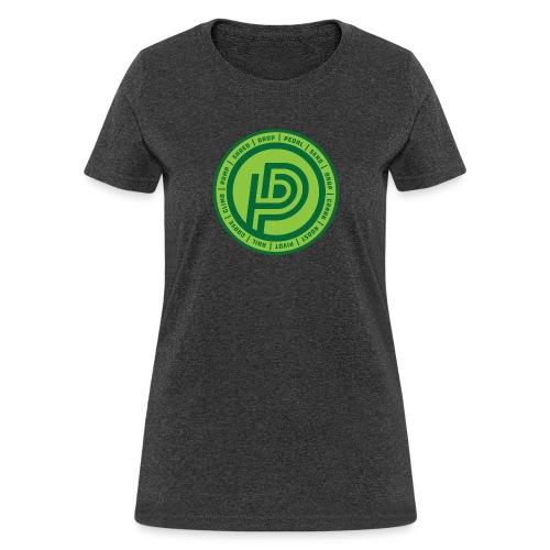 Lingo Logo - Women's T-Shirt