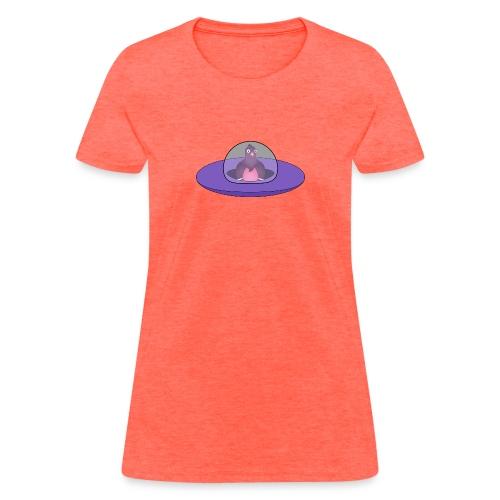 Pidgin UFO - Women's T-Shirt