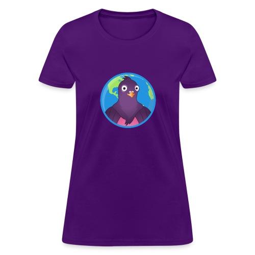pidgin_earthday - Women's T-Shirt