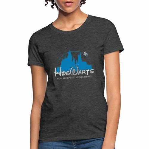 Castle Mashup - Women's T-Shirt