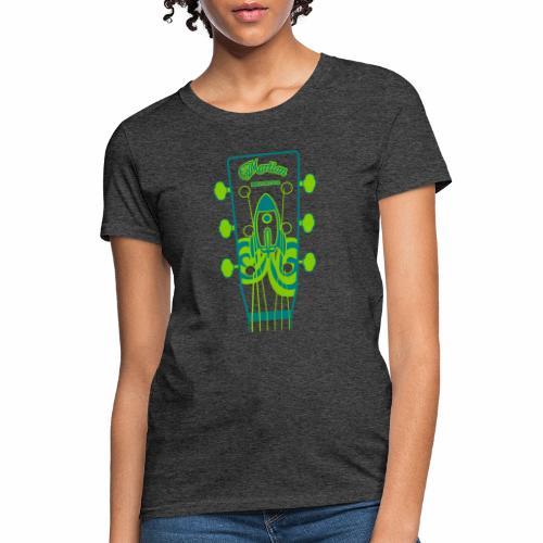 Martian Monster - Women's T-Shirt