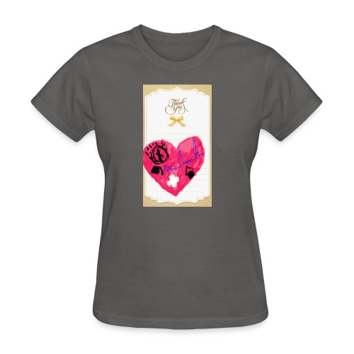 Heart of Economy 1 - Women's T-Shirt