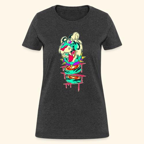 - Decaptiger - - Women's T-Shirt