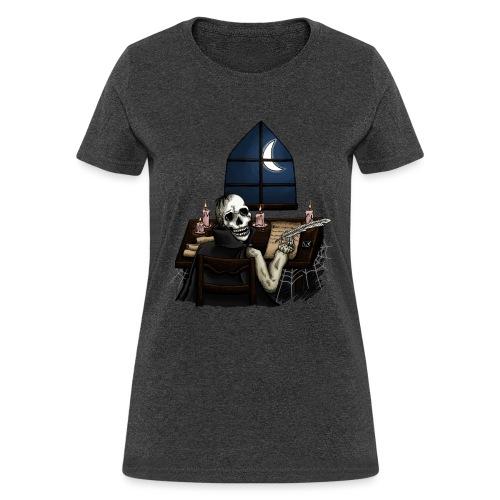 Auteur pris sur le fait - T-shirt pour femmes