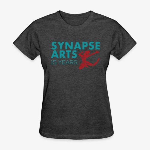Synapse Arts 15th anniversary logo - Women's T-Shirt