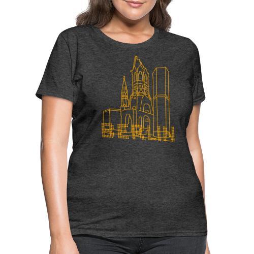 Memorial Church Berlin - Women's T-Shirt