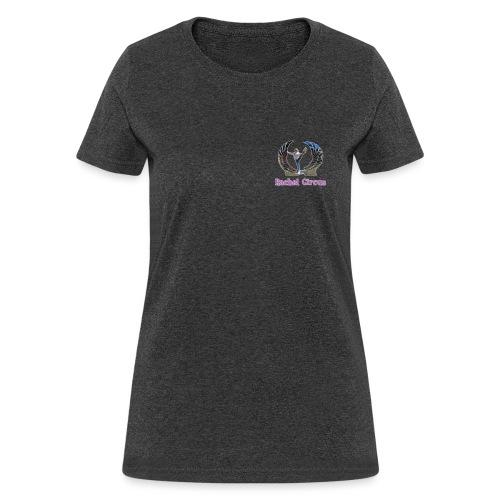 Rachel Circus Pose Logo - Women's T-Shirt