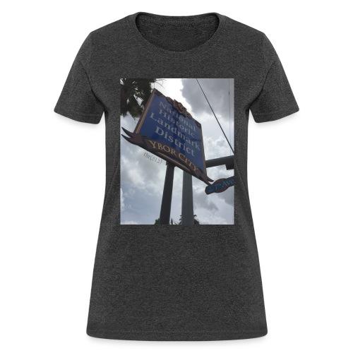 Ybor City NHLD - Women's T-Shirt
