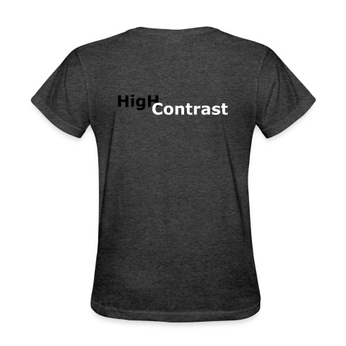 High Contrast - Women's T-Shirt