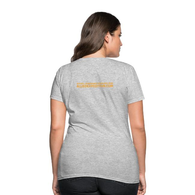 Allied Expedition   Logo Tee   Double-sided