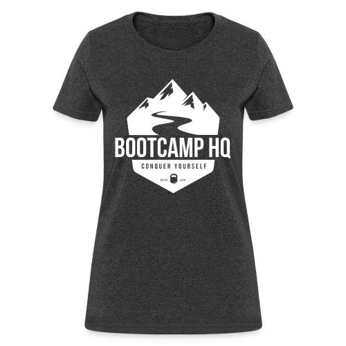 Bootcamp HQ png - Women's T-Shirt
