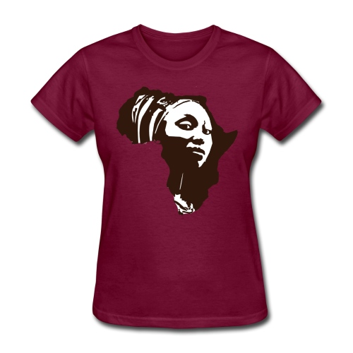 Original Kulture Mama Africa Print - Women's T-Shirt
