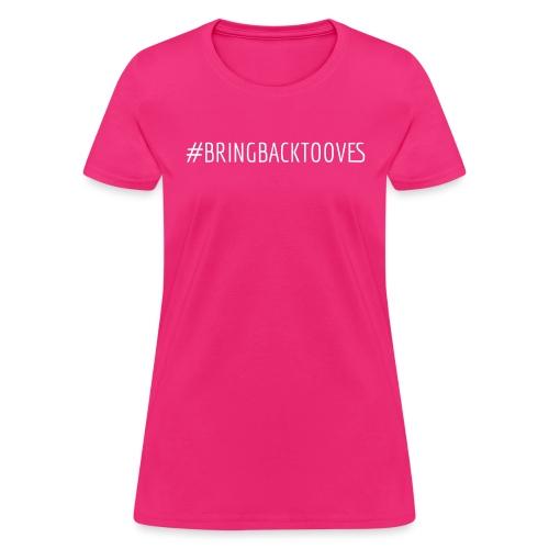 TOOVES - Women's T-Shirt