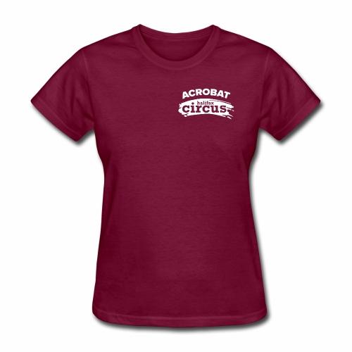 Halifax Circus Acrobat - Women's T-Shirt