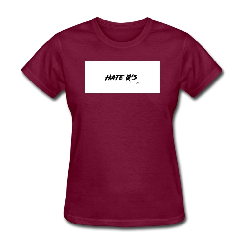 Hate0s - Women's T-Shirt