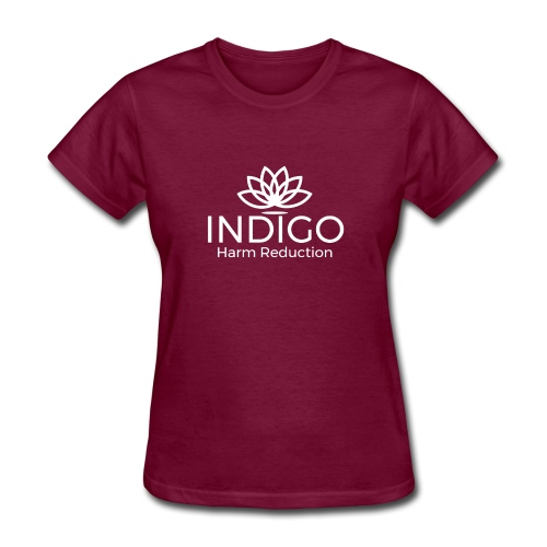 INDIGO - Women's T-Shirt