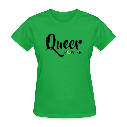 Queer Power T-Shirt 04 - Women's T-Shirt