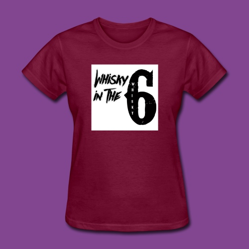 Whisky in the 6 (3) - Women's T-Shirt