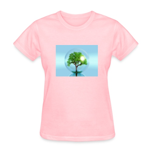 Tree Of Planet - Women's T-Shirt