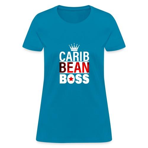 Caribbean Boss - Women's T-Shirt