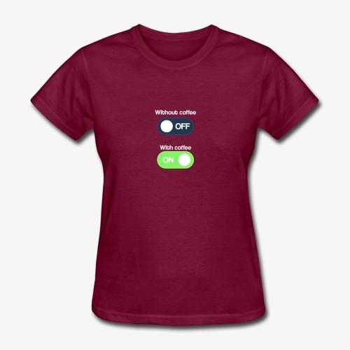 Coffee Lover T-Shirt - Women's T-Shirt