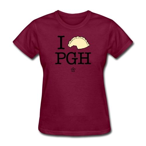 I pierog PGH - Women's T-Shirt