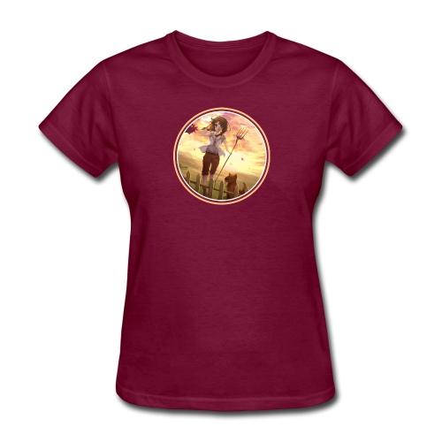 World's Dawn - Women's T-Shirt