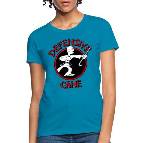 Defensive Cane - Women's T-Shirt