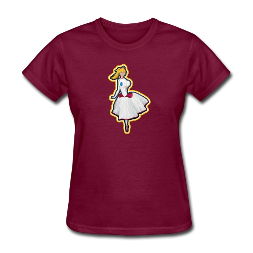 Fire-Pesh-Shirt - Women's T-Shirt