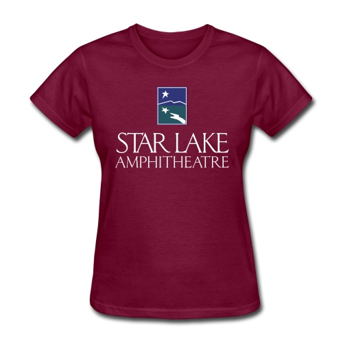 Star Lake on Color - Women's T-Shirt