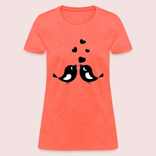 Love Birds - Women's T-Shirt