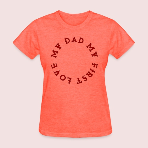 Happy Father's Day - Women's T-Shirt