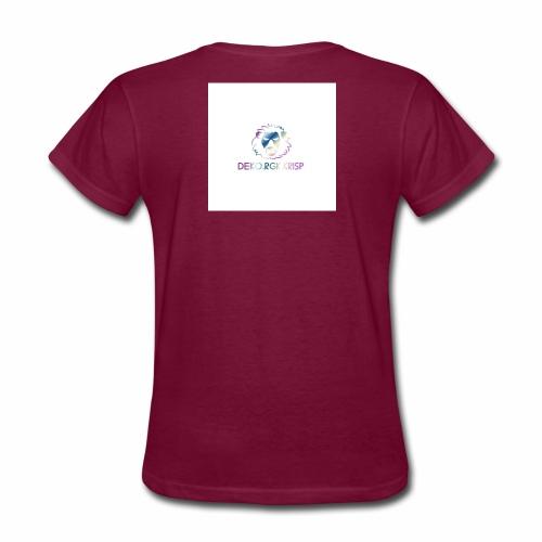 Krisp - Women's T-Shirt